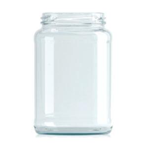 Frasco de vidrio 1700ml - C-143