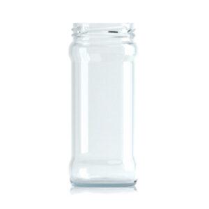 Frasco de vidrio 370ml - C-015