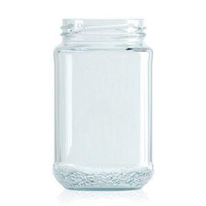 Frasco de vidrio 387ml - C-246